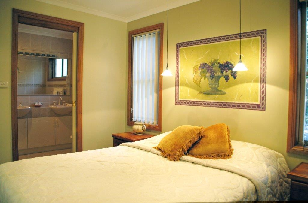 Bewong Cabin Bedroom