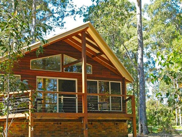 BRR Cabin Outside